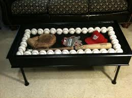 Baseball Bat Wall Mount Baseball Bat Coffee Table Coffe Table Pinterest Baseball