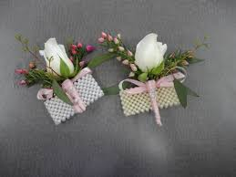 corsage wristlets weddings higher power flowers