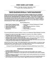 marketing cover letter sample student resume template no job experience cv template graduate