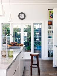 kitchen ideas nz garden kitchen auckland villa with a modern twist nz house