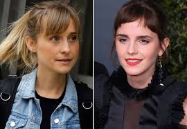 emma watson looks like allison mack reached out to emma watson to talk alleged sex cult