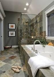Grey Slate Tile Bathroom Image Result For White Subway Tile Shower Mosaic Slate Fabulous
