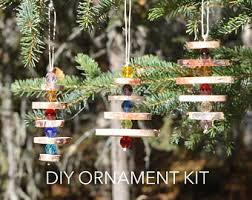 diy ornament kit etsy