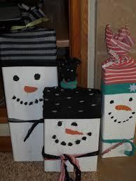 wooden snowman simple wooden snowman craft dresses n messes