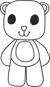 printable panda bear coloring pages giant source free