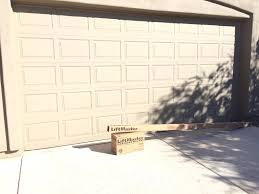 noisy garage door how to lubricate a garage door