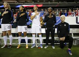 u s soccer orders national team players to stand during anthem