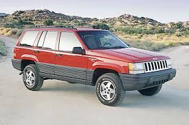 jeep grand laredo transmission 1993 98 jeep grand consumer guide auto