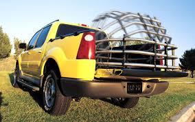 jeep bed extender 2000 2010 ford explorer sport trac timeline photo u0026 image gallery