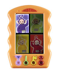 teletubbies tubby phone toy multi colour character options