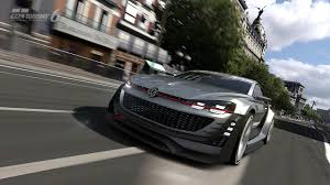 volkswagen supercar introducing the volkswagen gti supersport vision gran turismo