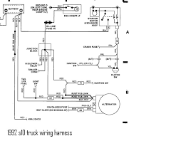 92 s10 wiring diagram diagram wiring diagrams for diy car repairs