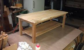 Maple Table Ana White Maple Cherry Coffee Table Diy Projects