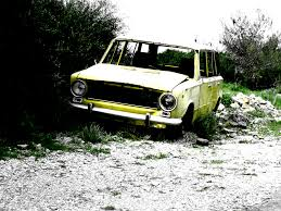 rusty car photography abandoned car a soviet lada vaz 2102 station wagon was fo u2026 flickr