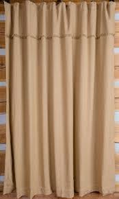 Burlap Panel Curtains Curtain Grommet Burlap Panel Curtains And Camo Remarkable Asulka Com