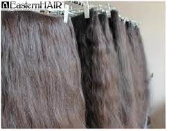 russian hair extensions russian hair extensions in medium brown color and co