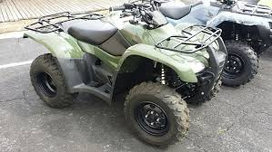honda fourtrax rancher trx420 motorcycles for sale