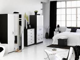 exellent black and white bedroom decor with design ideas black and white bedroom decor