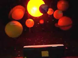 solar system science project youtube