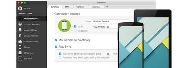 android mac android sync synchronize android and mac with syncmate