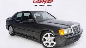 1985 mercedes benz 190e 2 3 16v review top speed