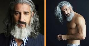long hair style for men over 50 10 men over 50 who prove that age is just a number