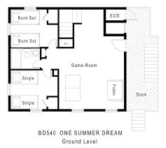 rental house plans oceanside vacation rental one summer dream