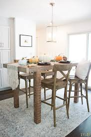 informal dining room ideas welcoming fall home tour the greenspring home