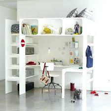 bureau gain de place lit superpose mezzanine gain de place adolescent changelab me