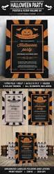 Halloween Invitation Templates by 639 Best Halloween Flyer Templates Images On Pinterest Flyer