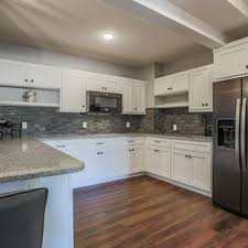 white kitchen cabinets with slate countertops 75 beautiful home bar with white cabinets and slate