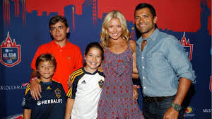 kelly ripa children pictures 2014 being a liberal parent doesn t mean that you need your child to like
