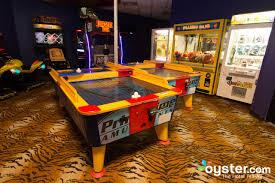 game room at the hard rock hotel at universal orlando resort