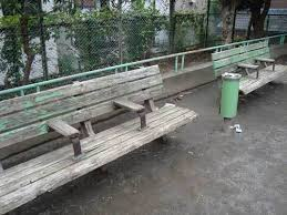 Old Park Benches Why Are Neighborhood Parks So Sad Tokyo Green Space