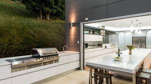 High End Kitchen Designs by High End Kitchens Designs Silver Gas Range Range Shaded Pendant