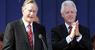 read this letter george h w bush sent to bill clinton after