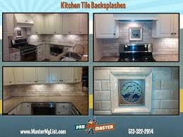 backsplashes in kitchen tile backsplash installation promaster cincinnati 513 724 0539