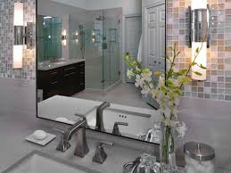 Hgtv Master Bathroom Designs by Making Space With A Contemporary Bath Remodel Carla Aston Hgtv
