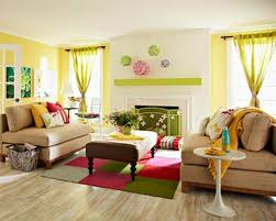 redecor your interior home design with fantastic stunning green