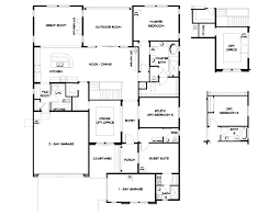 the summit floor plan at skyestone in broomfield co taylor morrison main floor