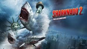 film kartun ikan hiu ikan ikan hiu kembali di sharknado 2 the second one