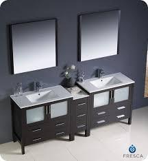 Double Bathroom Vanity by 84