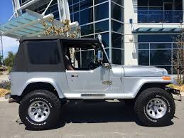 jeep islander yj 1992 jeep wrangler yj islander custom 1 of a kind the car store