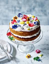 birthday cake recipes sainsbury u0027s magazine