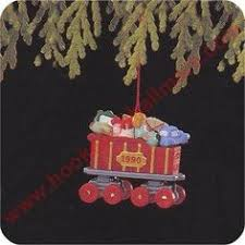 1996 yuletide central hallmark ornament collection
