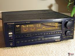 sherwood home theater receiver black plastic crap receivers arent always junk audiokarma home