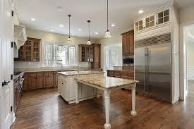 Natural Wood Kitchen Island 124 Pure Luxury Kitchen Designs Part 2