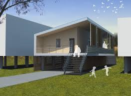 Low Cost Home Building Gallery Of Low Cost Low Energy House For New Orleans