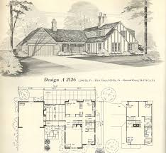 English Cottage Floor Plans Historic Tudor Home Plans