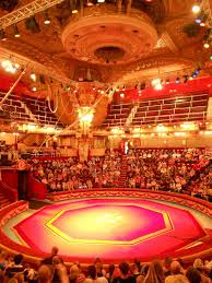 the tower circus blackpool